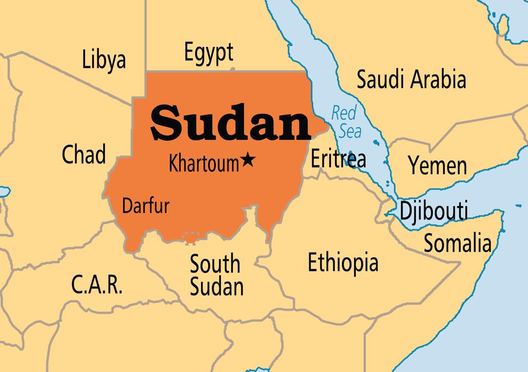 En Sudán cinco líderes cristianos fueron arrestados por rezar