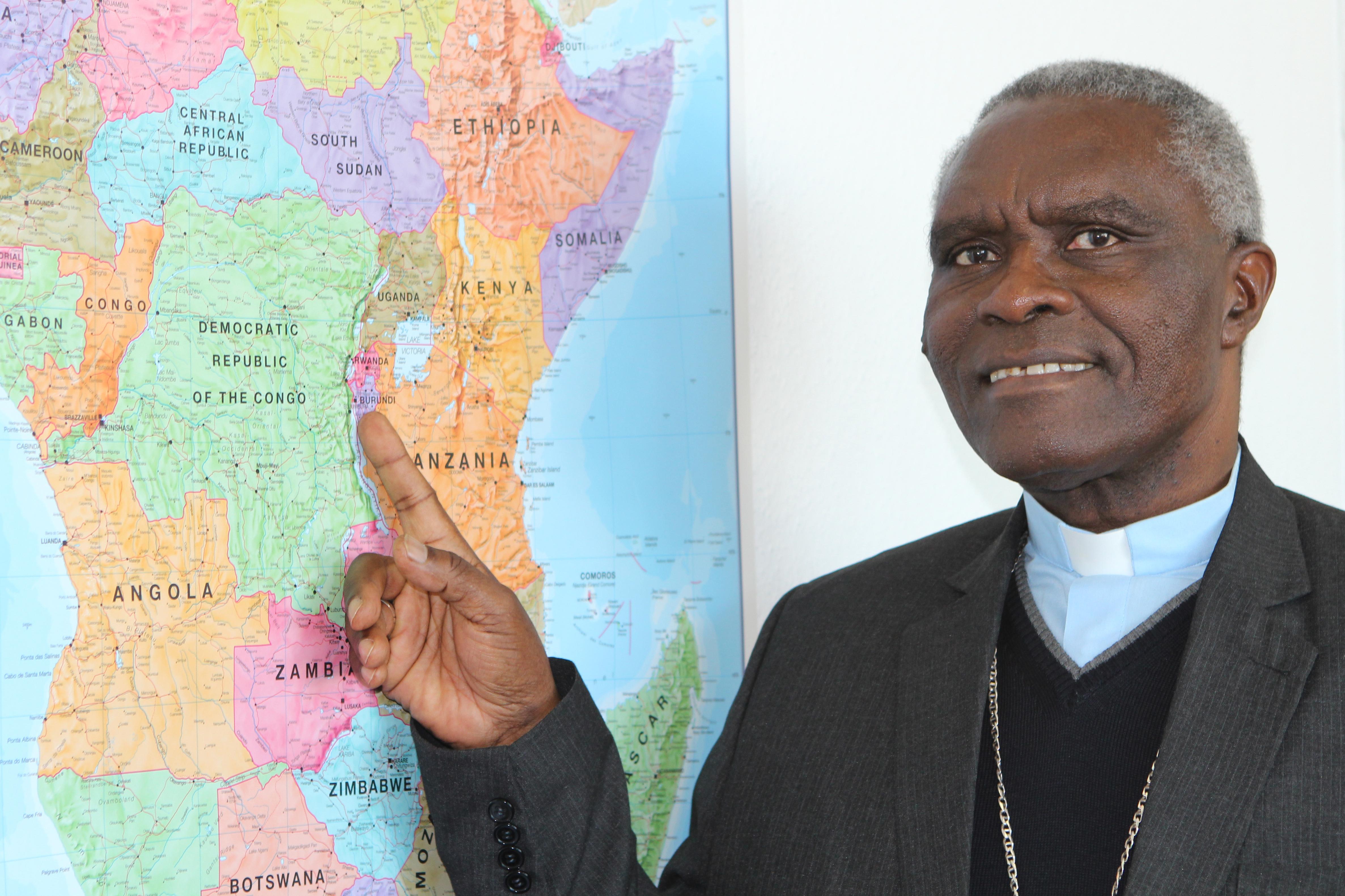 Conferencia Episcopal católica de Burundi anima a un diálogo inclusivo para una paz duradera