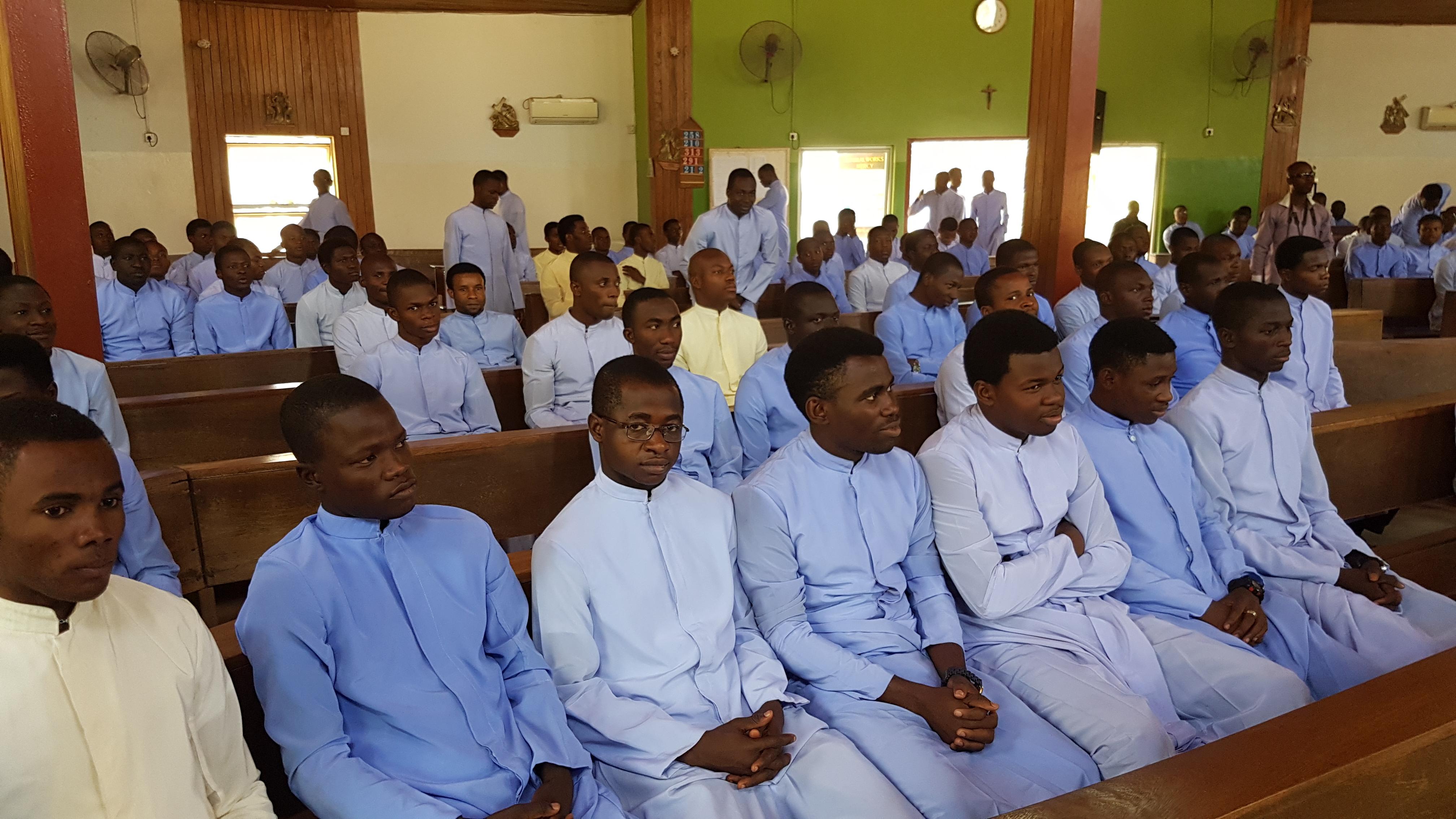 Director  logra salvar a seminaristas del ataque de Boko Haram en Maiduguri