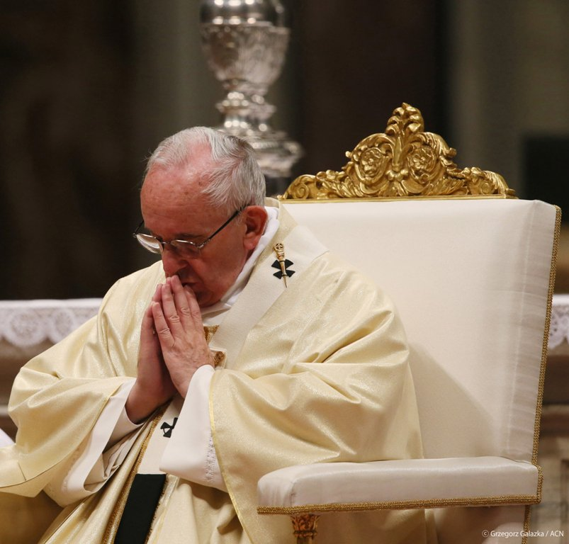 El Papa expresa su tristeza por las víctimas del terremoto en Irak e Irán