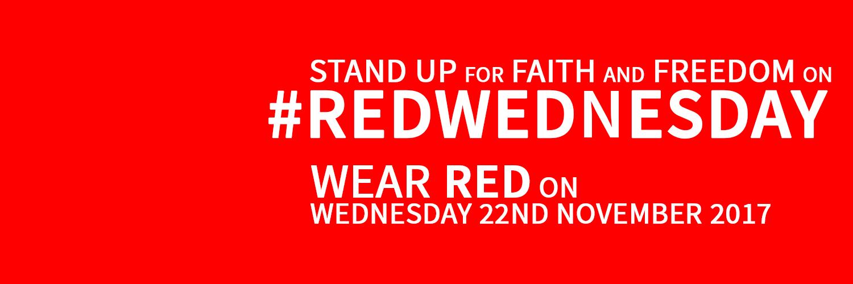En memoria de los mártires cristianos, Reino Unido se pintará de rojo el 22 de noviembre