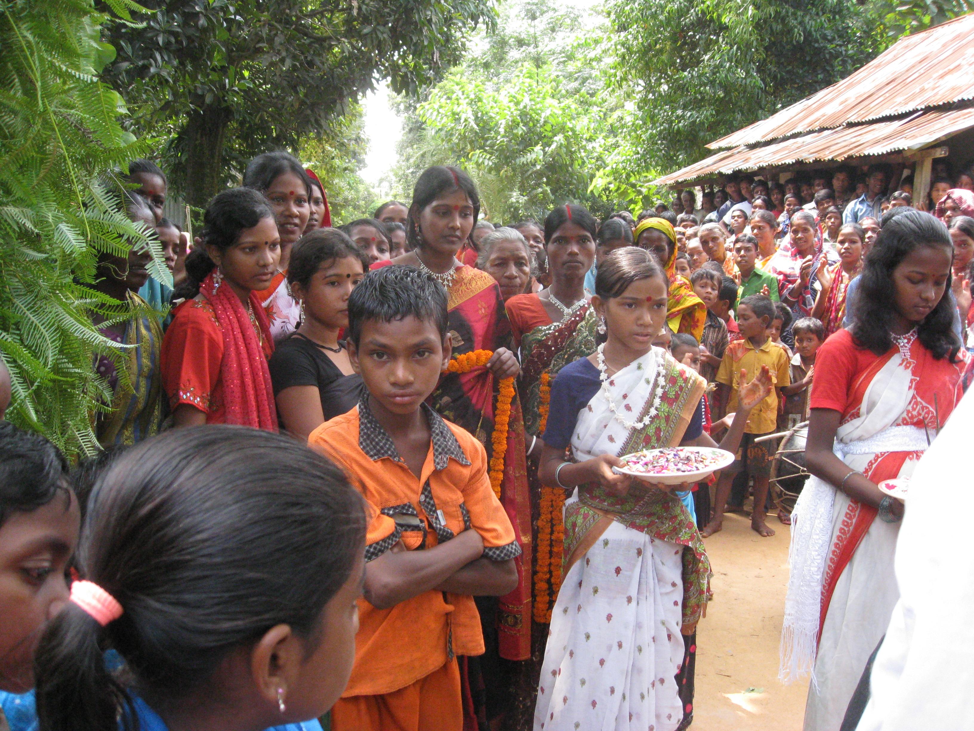 Los cristianos de Bangladesh se alegran de la visita del Papa