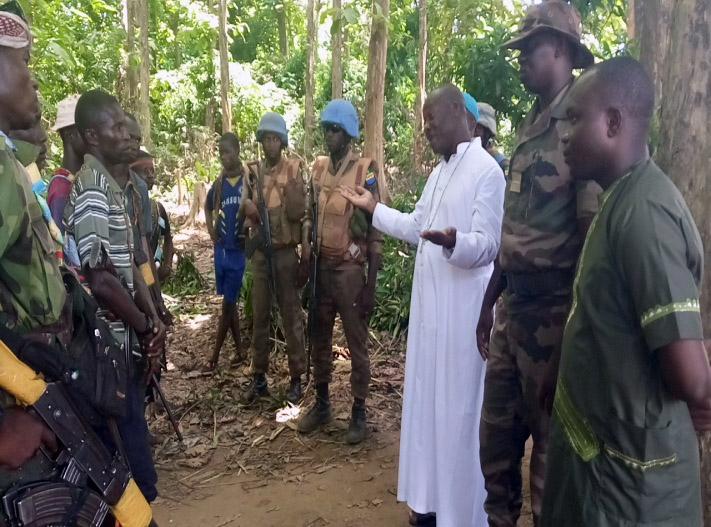 Proyecto: ACN acompaña y consuela en la emergencia de República Centroafricana