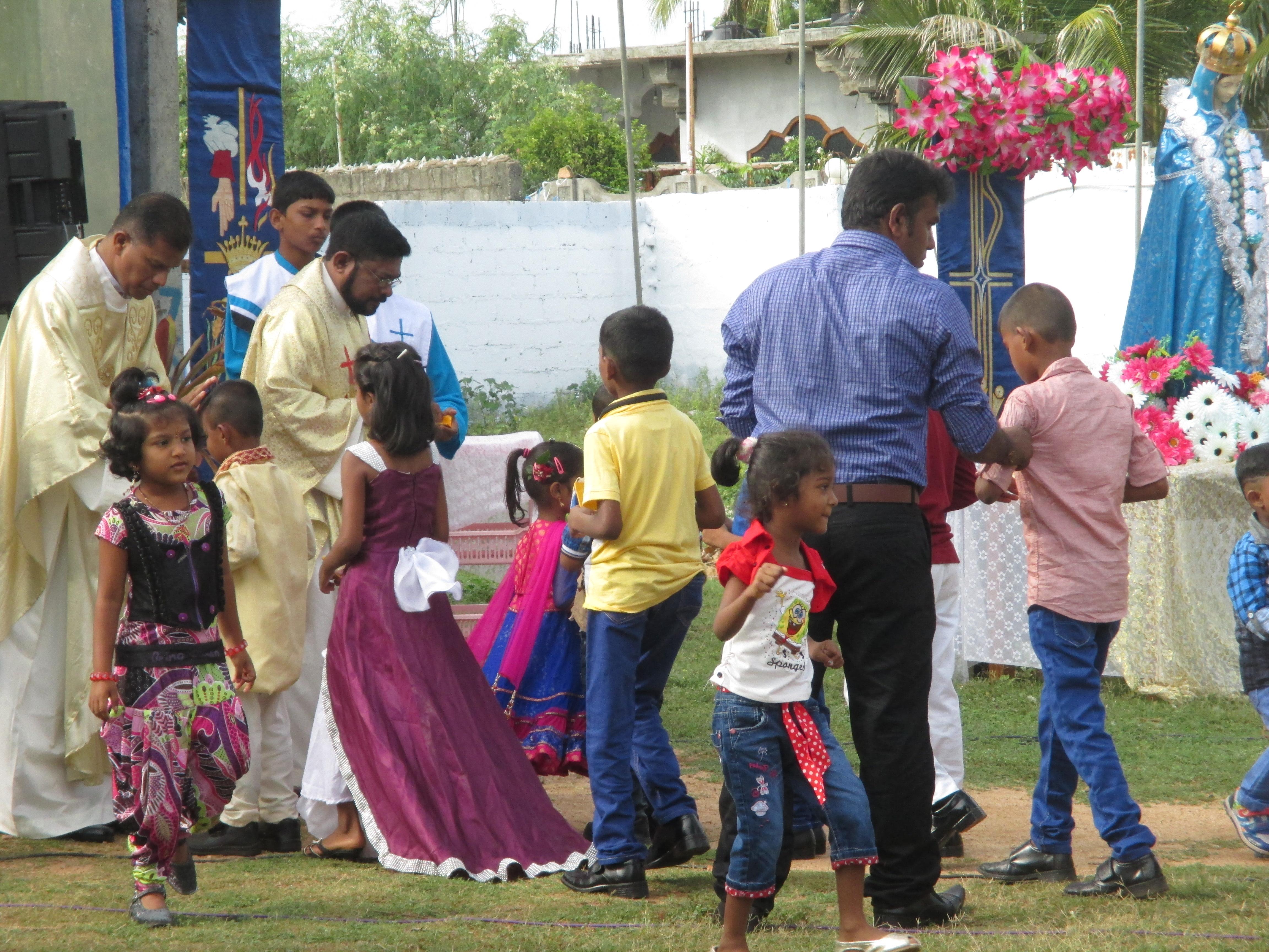 """Sri Lanka: """"Los fundamentalistas ven una amenaza en el cristianismo"""""""