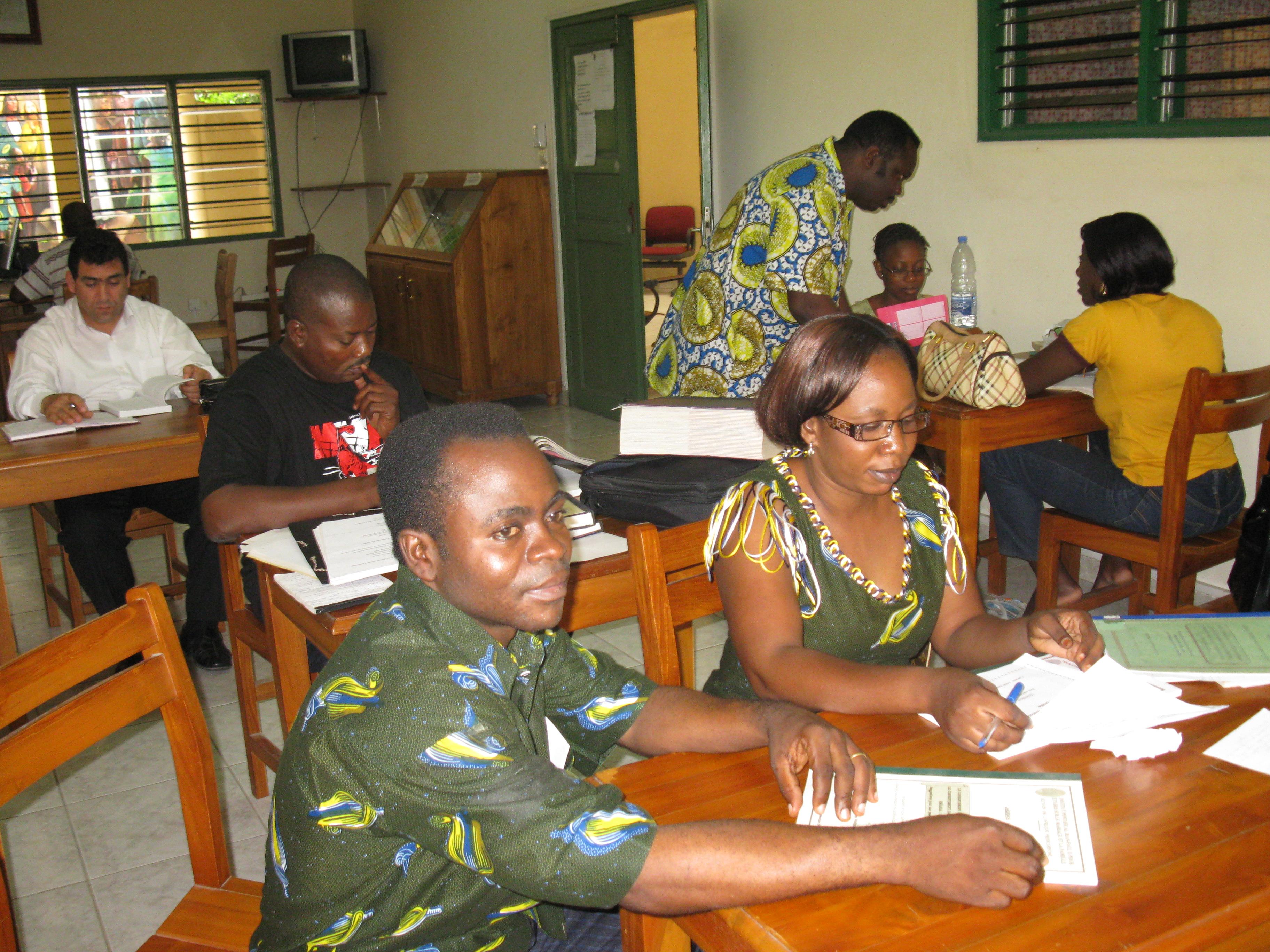 Instituto Juan Pablo II de Benín, África, 20 años formando a la sociedad africana sobre la base de la familia