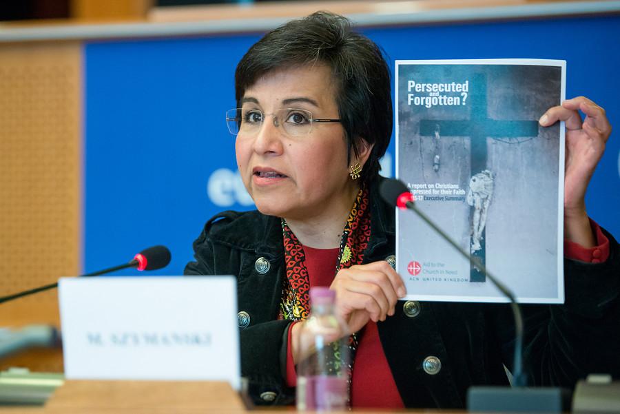 Parlamento Europeo por primera vez celebra una audiencia pública sobre cristianos perseguidos