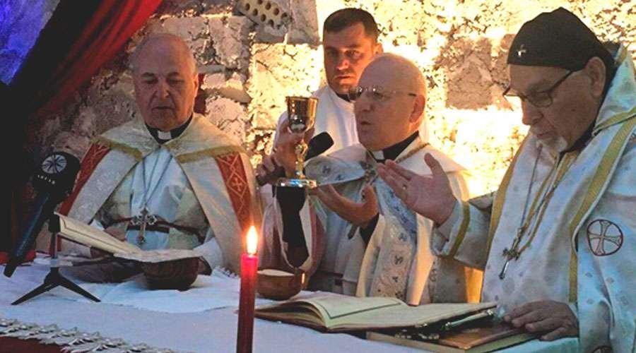 En Mosul celebran la primera Misa de Navidad luego de la expulsión del ISIS