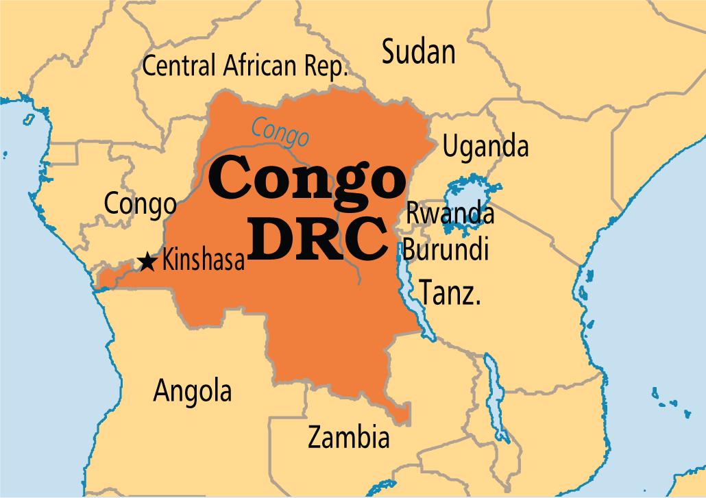 Sacerdotes del Congo protestan con campanas para pedir gobierno de unidad