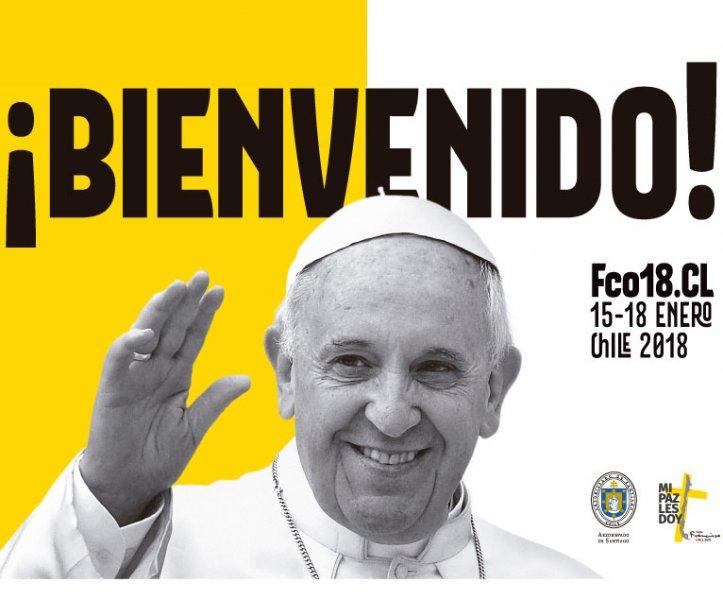 """Visita del Papa Francisco a Chile: """"Un mensajero de paz no sólo para los católicos del país"""""""