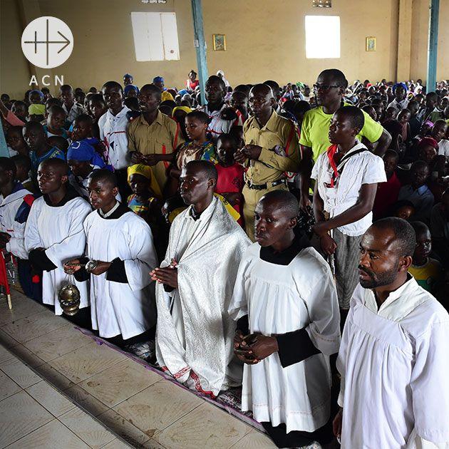En Uganda hay un Santuario que llena de alegría y alivio