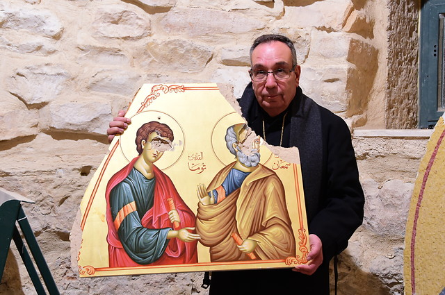 La Iglesia en todos los lugares reza y ayuda a los cristianos: arzobispo de Homs
