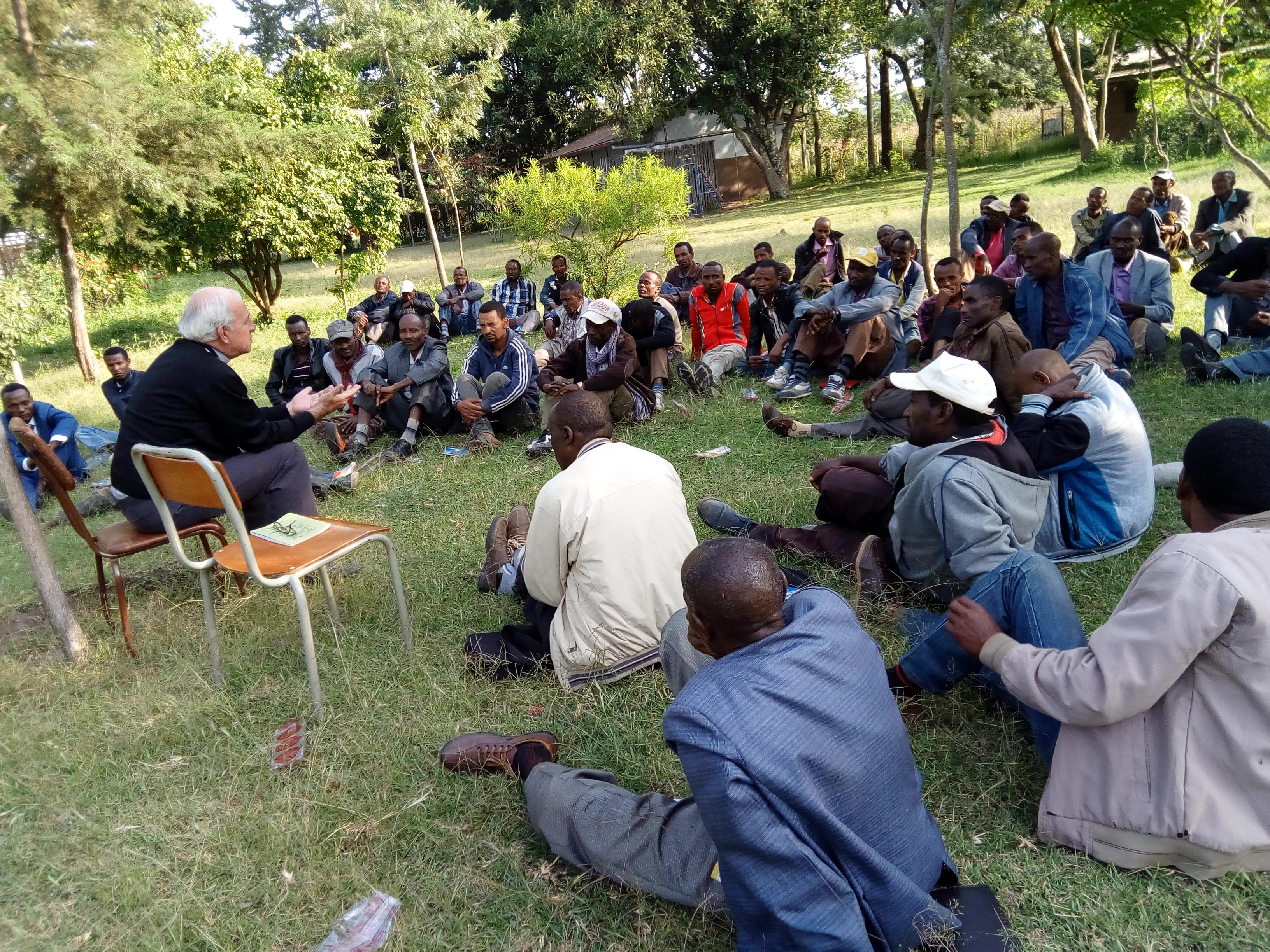 Proyecto: Formación continua para catequistas en Etiopía