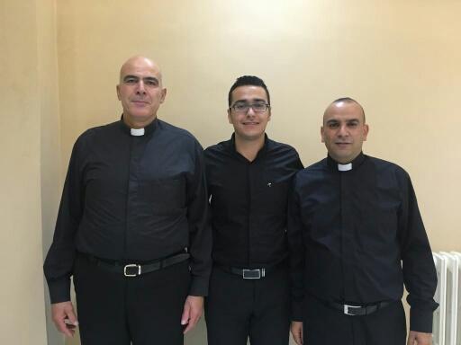 Proyecto: Ayuda a la formación de tres futuros sacerdotes de la Arquidiócesis de Baalbek, Líbano