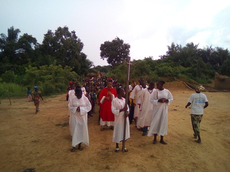 La carta de un misionero que narra el Viacrucis del pueblo centroafricano