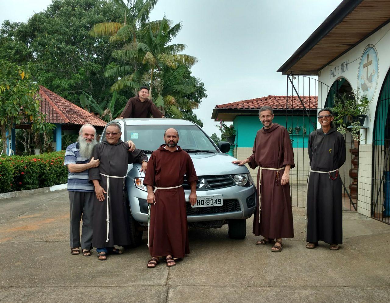 Proyecto: Un vehículo para los Capuchinos Humaità en Brasil