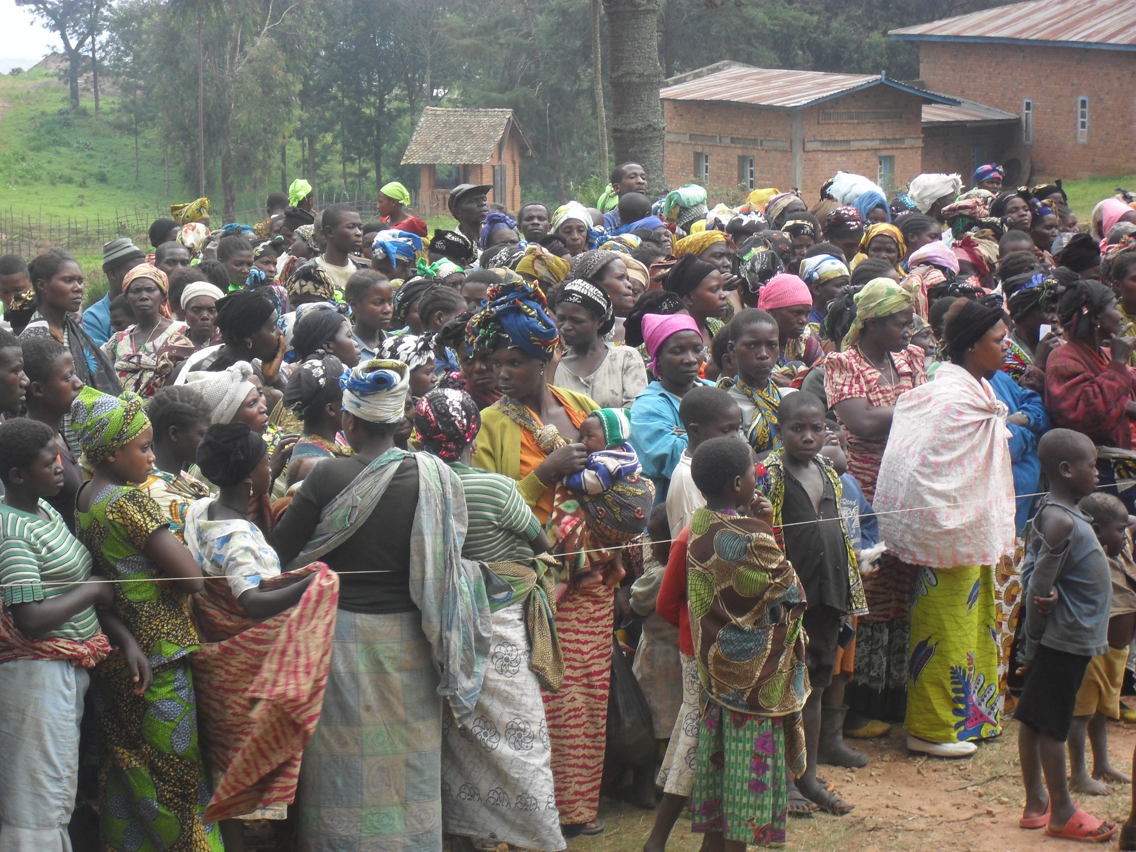 República Democrática del Congo: ¡la población está viviendo un calvario!