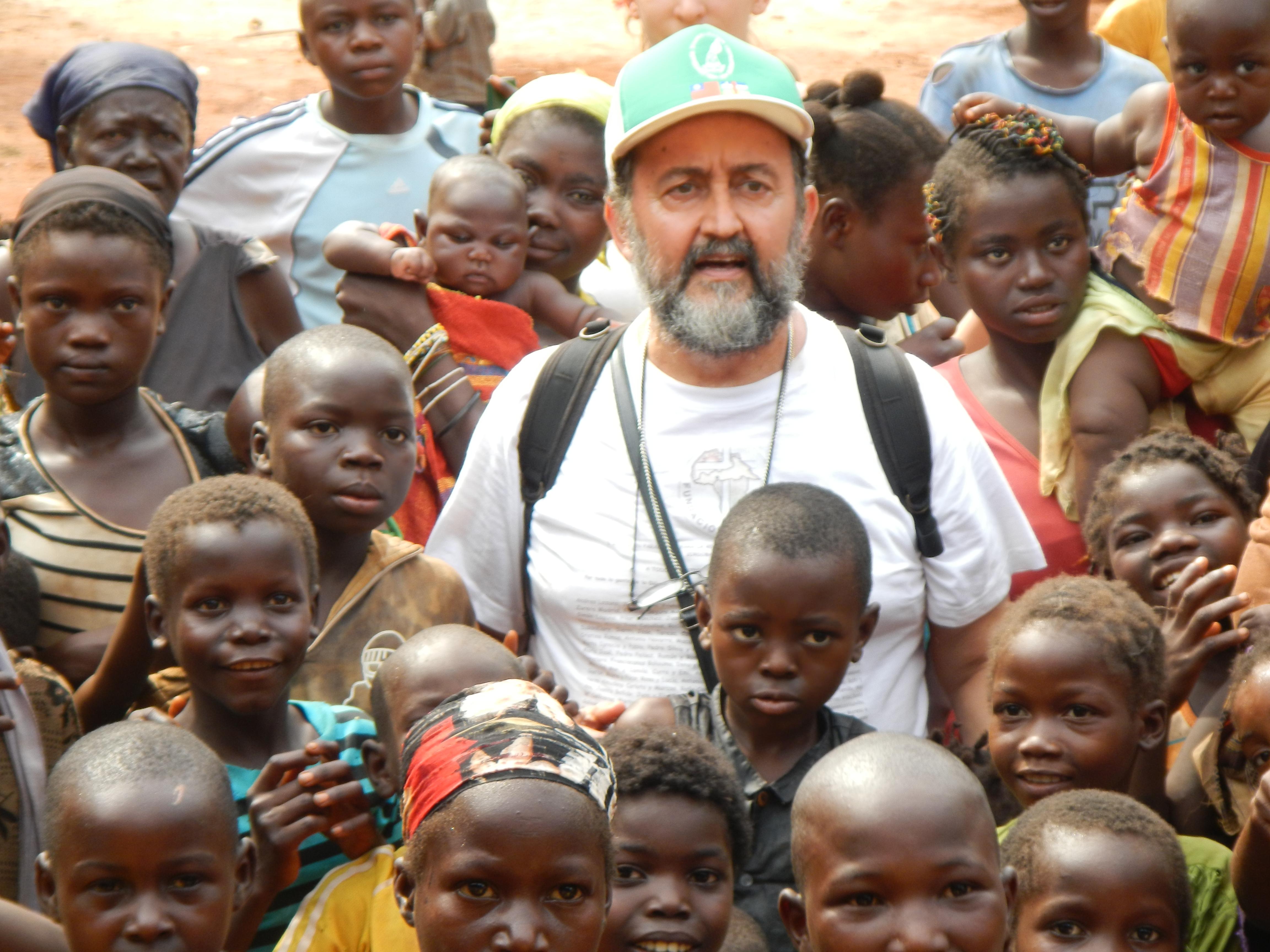 República Centroafricana: pide obispo no olvidar la guerra en el corazón de África
