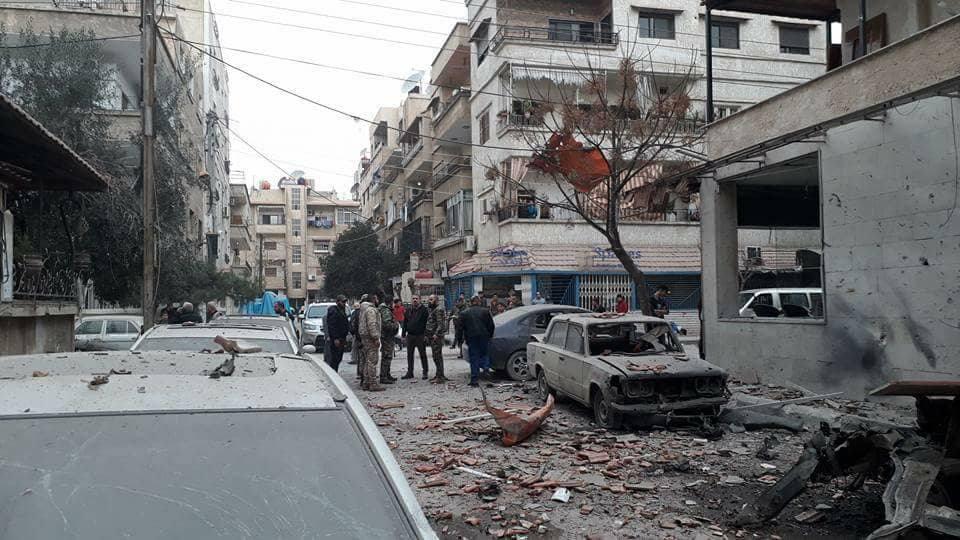 SOS en Guta Oriental, Siria mueren 15 niños y 2 mujeres en bombardeo esta semana