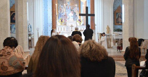 La Semana Santa es nuestra vida: pasión, muerte y resurrección: cristianos de Siria