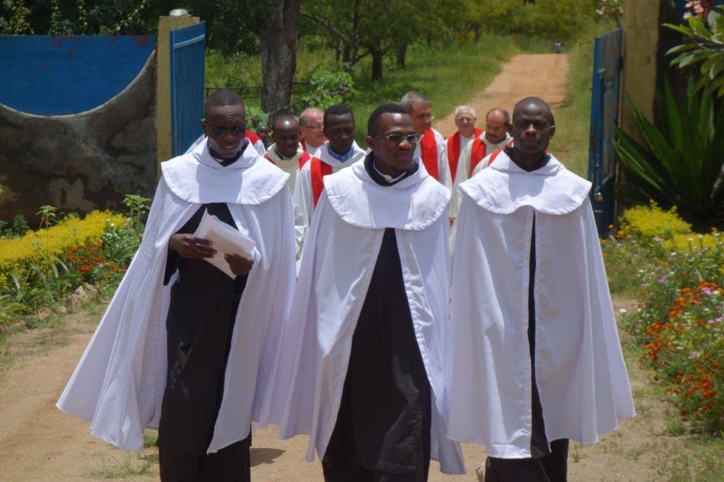 Proyecto de mes: Ayuda a la formación de 39 Carmelitas en República Centroafricana y Camerún
