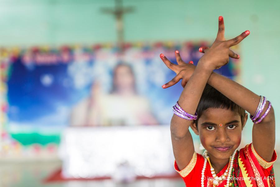 Para la India la campaña por los cristianos discriminados y olvidados
