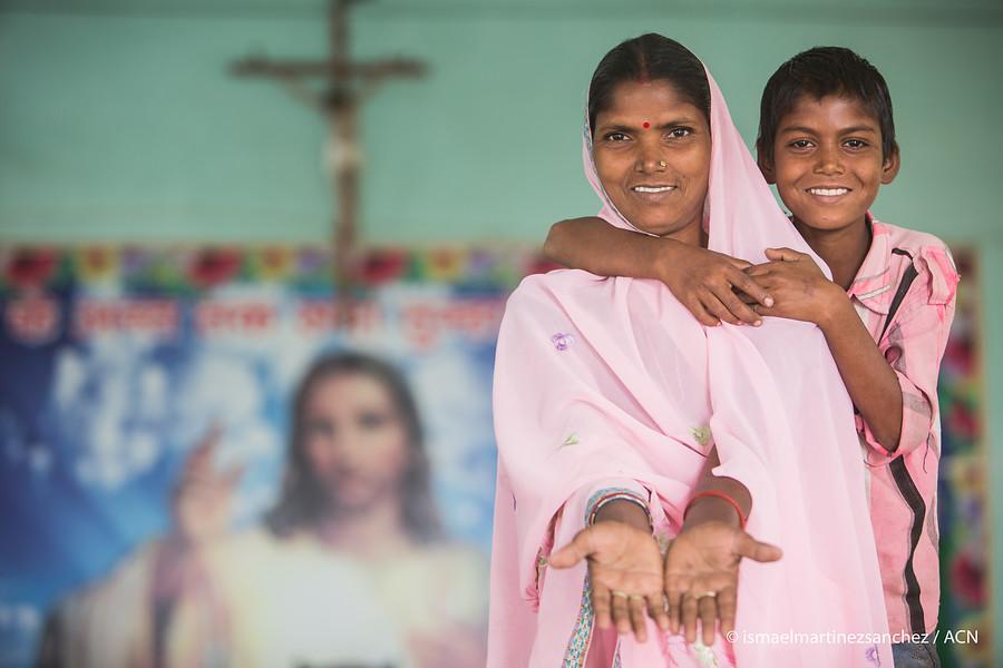 """""""Probados por la fe"""": ayuda para los cristianos del norte de la India"""