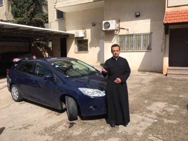 Proyecto de mes: Un vehículo para llevar el Evangelio por las calles de Caná