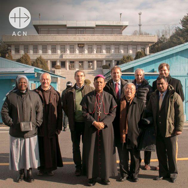 Corea y el mundo por la reconciliación