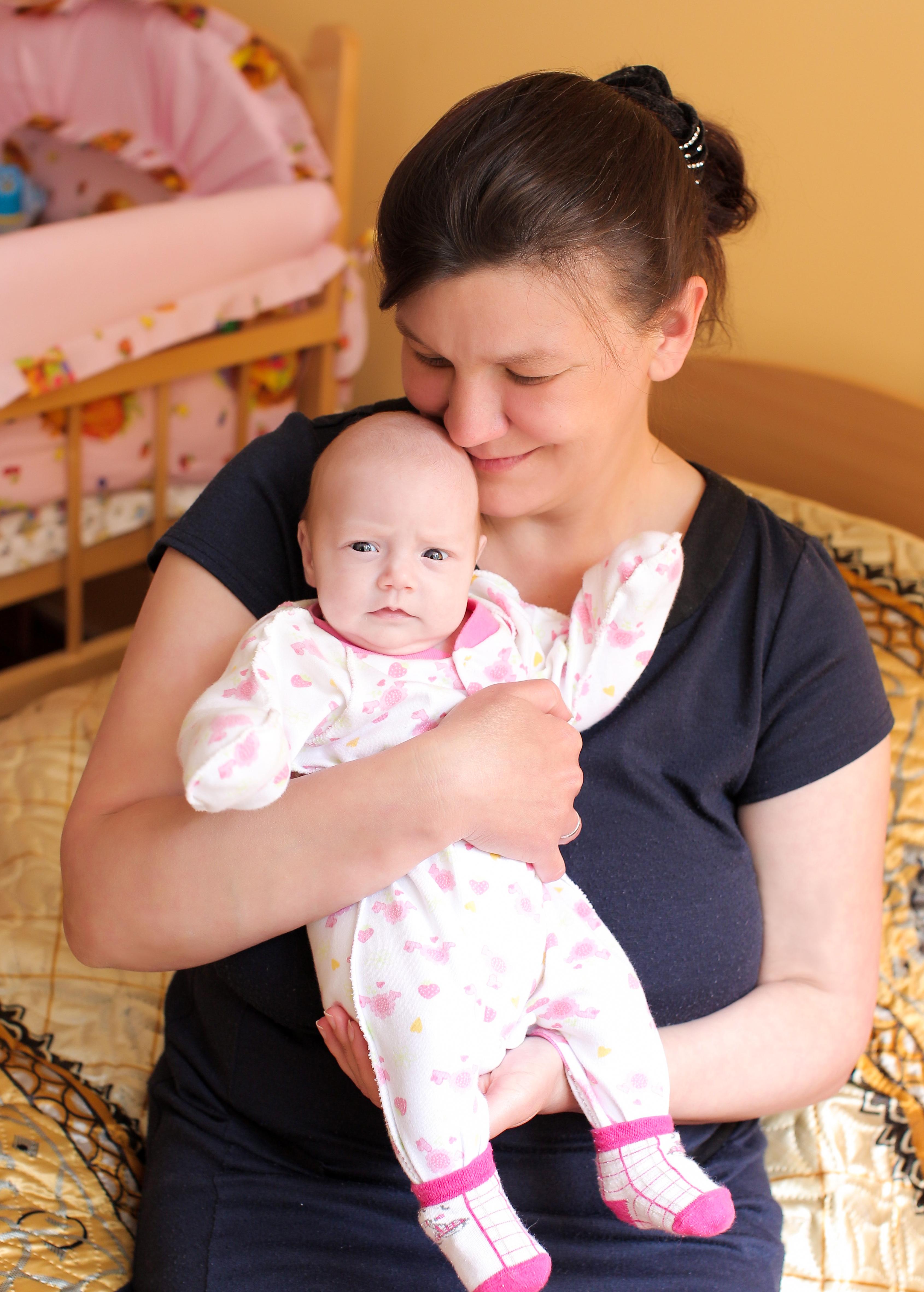 Proyecto de mes: Renovación de un centro de asesoría para mujeres embarazadas en Rusia