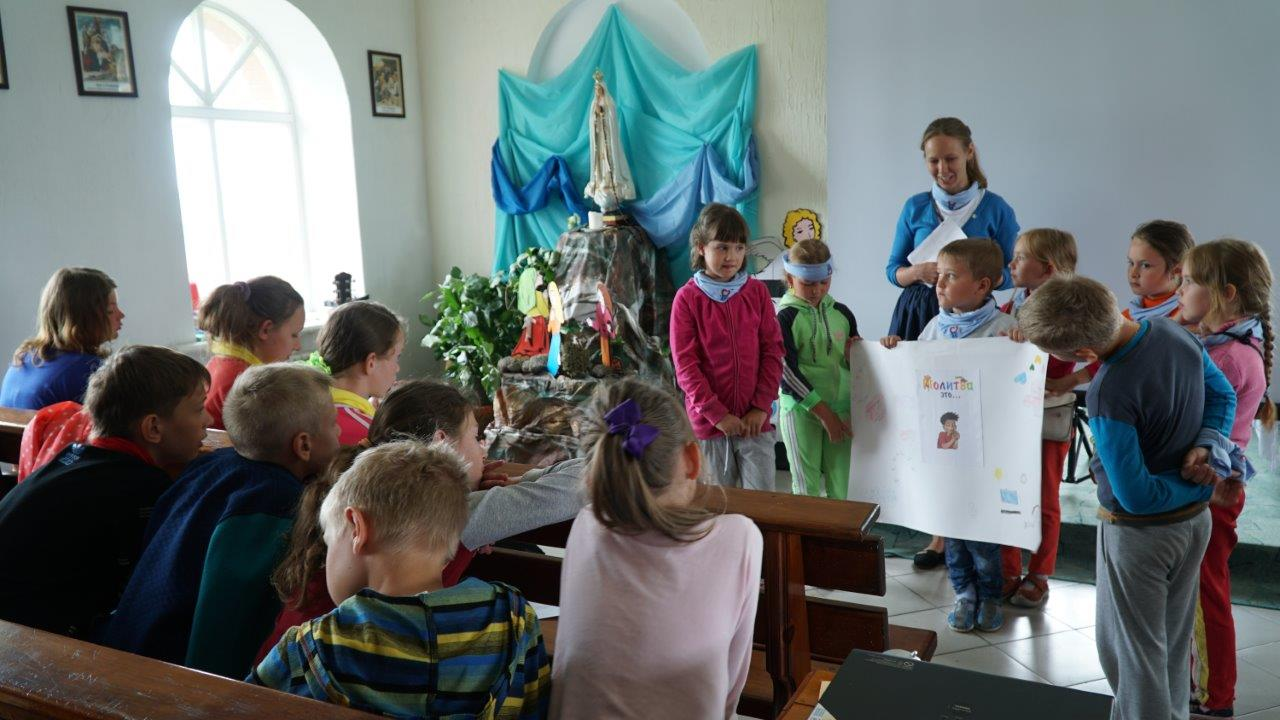 Proyecto: Un vehículo para labor pastoral en Siberia