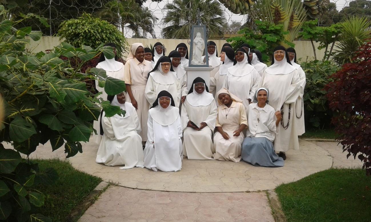 Proyecto: Sustento para 34 hermanas dominicas en Angola