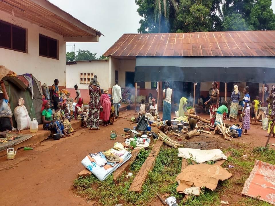 """""""No a la violencia, no a la destrucción de sí mismos"""": arzobispo de Bangui, República Centroafricana"""