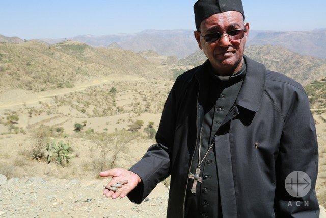 Sacerdotes en Etiopía entre guerra, las sequías y la migración