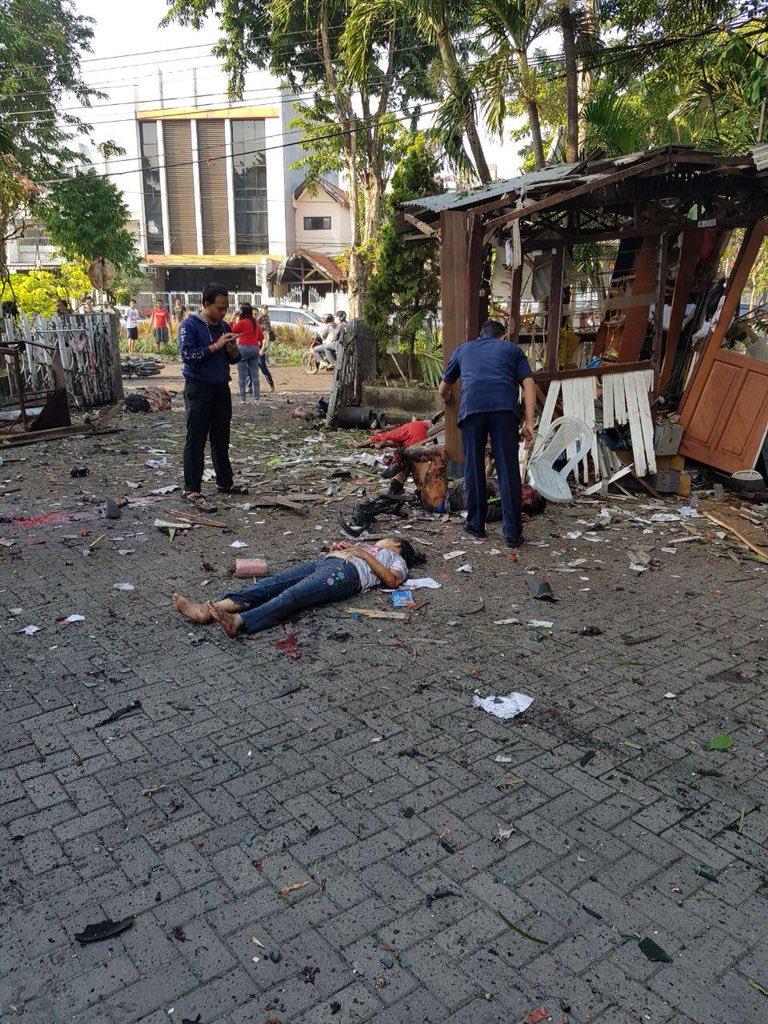 """Desde Indonesia: """"Por favor, oren por nosotros, para que podamos encontrar la paz"""""""