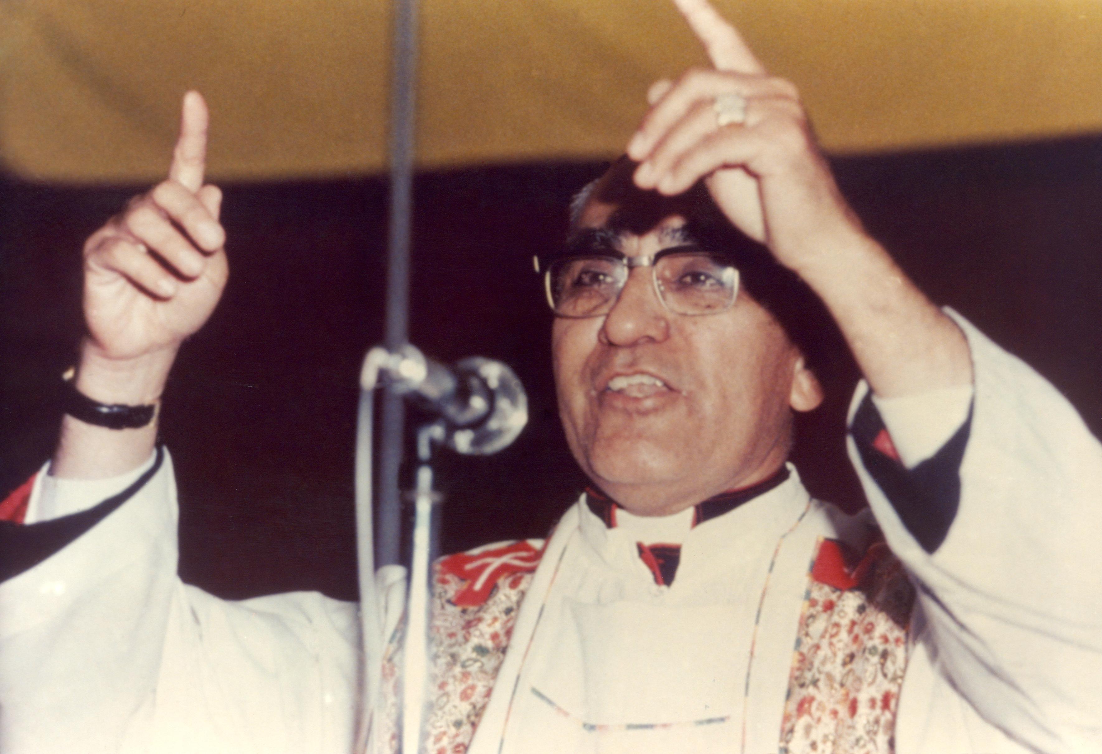 La canonización de Pablo VI y Mons.Romero es muy significativa: cardenal Rosa Chávez