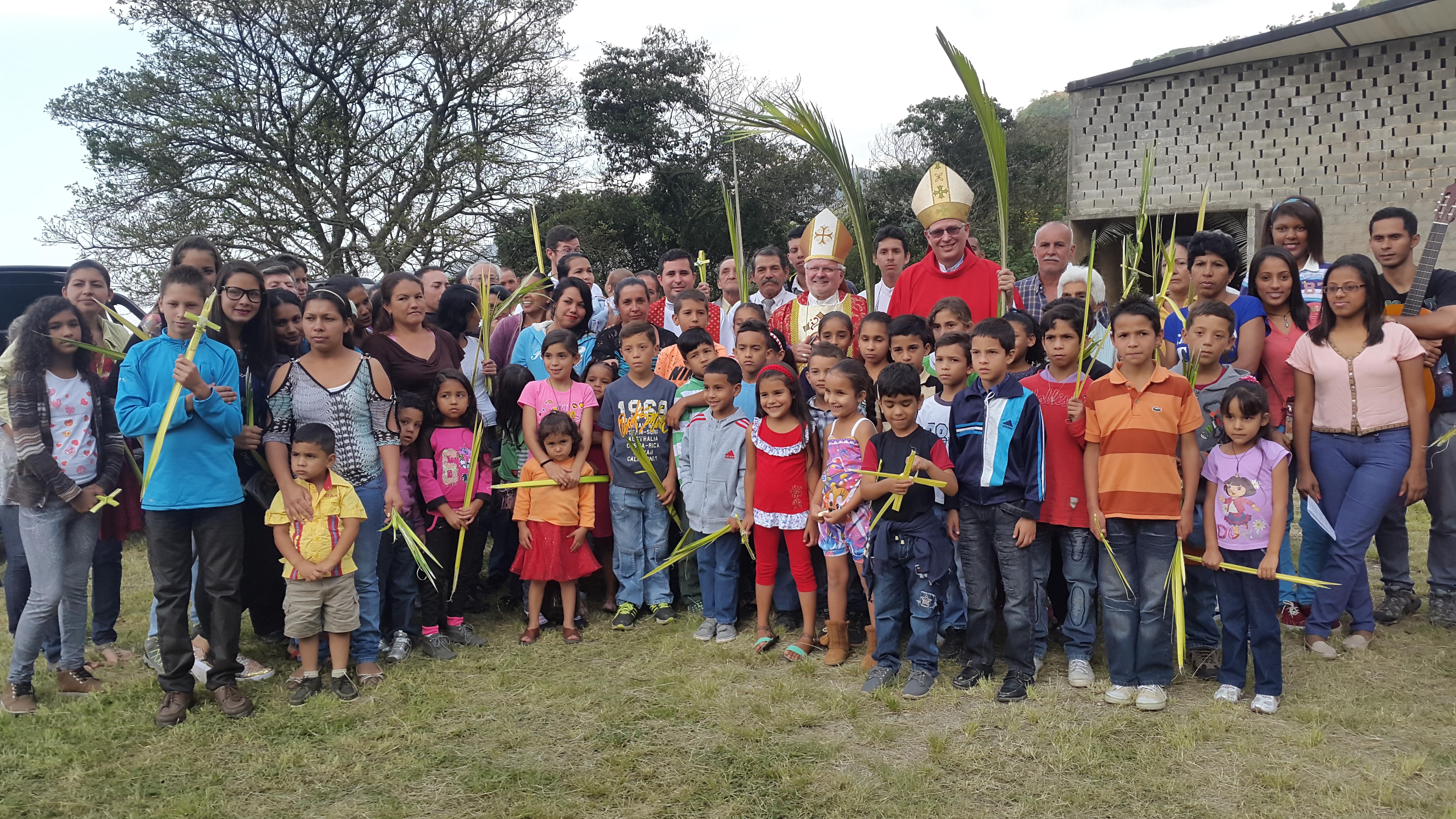 Proyecto: En Venezuela remodelación de centro pastoral juvenil