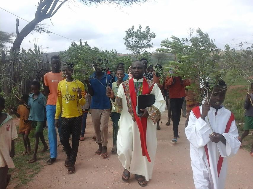 Etiopía: En una comunidad apartada se construirá una capilla