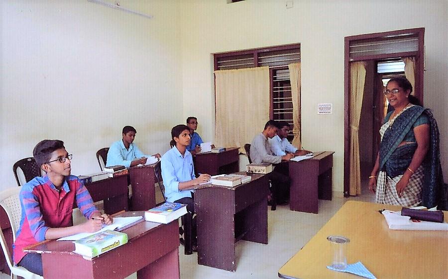 Proyecto: En la India jóvenes religiosos reciben formación con apoyo de ACN