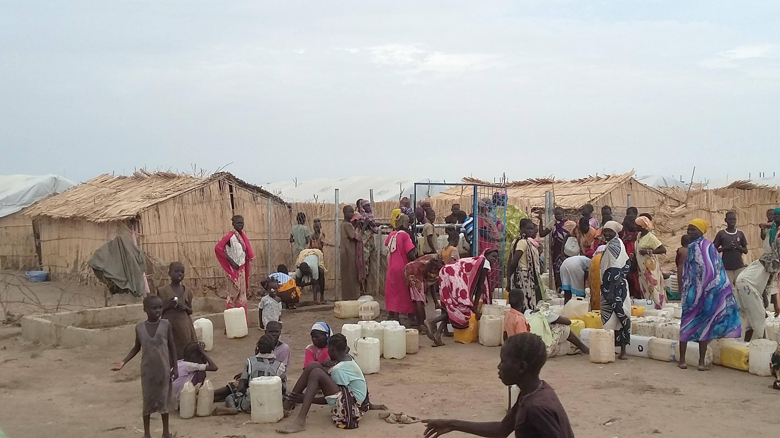 SOS en Sudán del Sur, obispo narra situación del refugio y la labor que hace la Iglesia