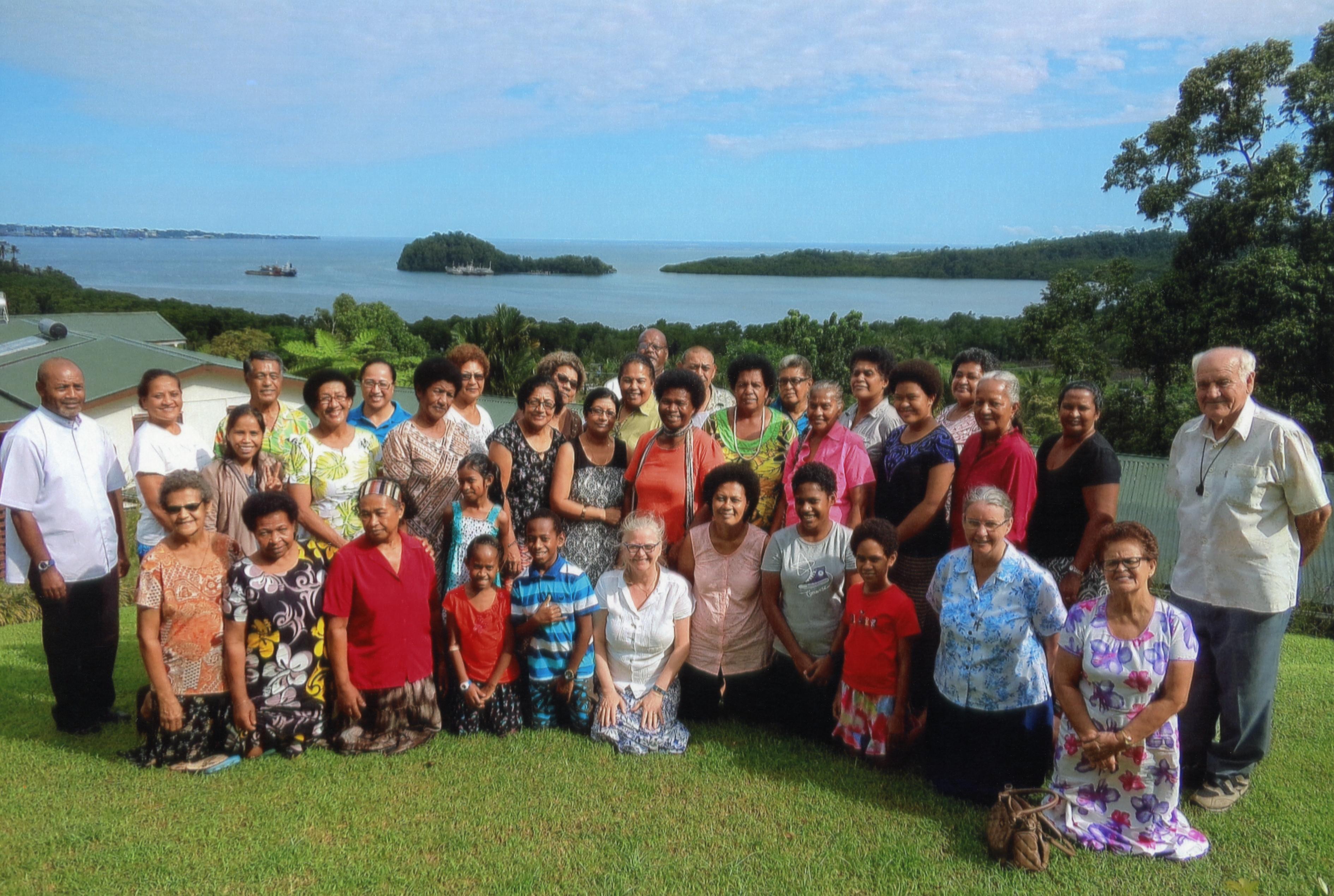"""En las Islas Fiji: """"Dios escucha el llanto de mi pueblo"""""""