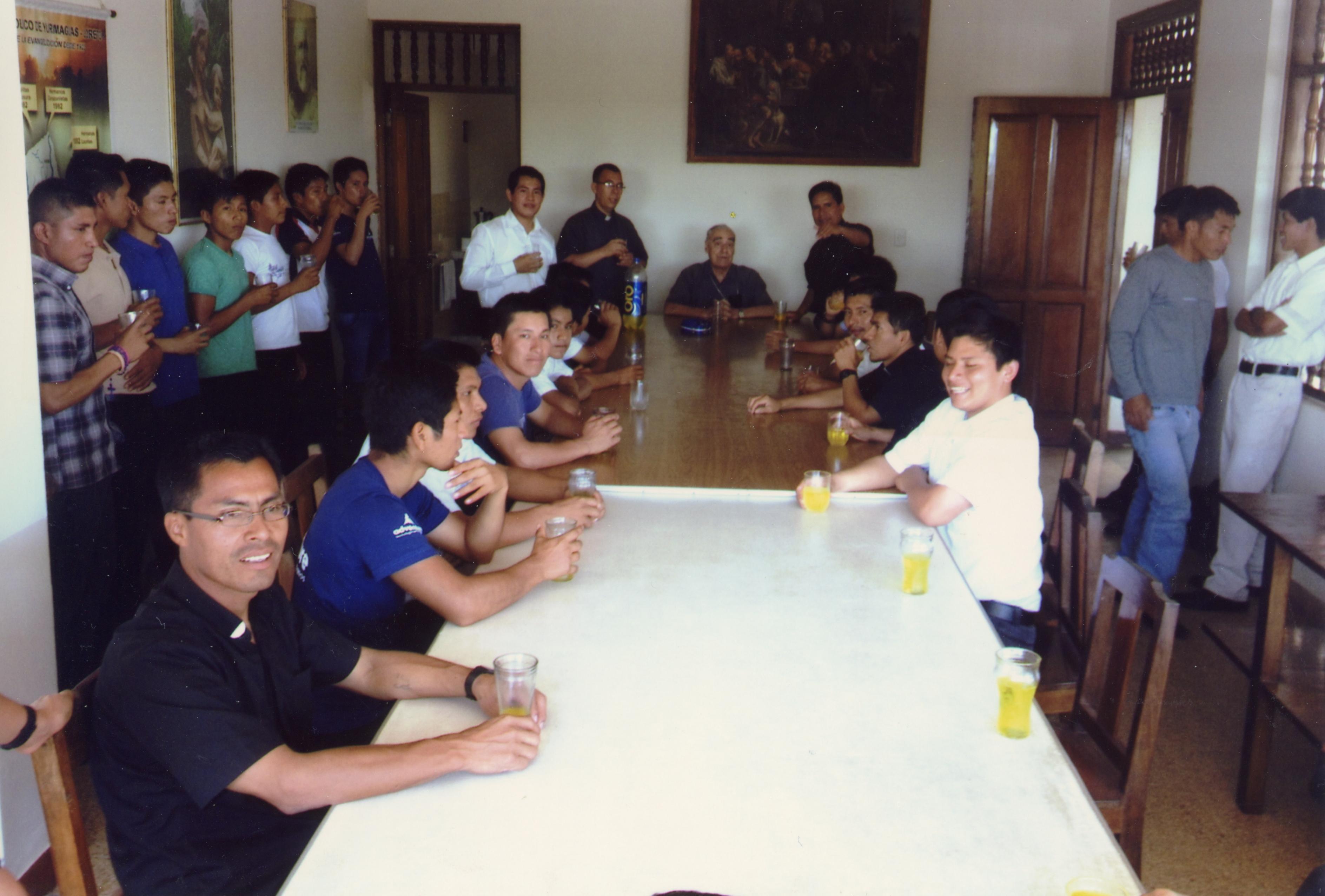 En Perú ACN ayuda a la formación de 19 seminaristas