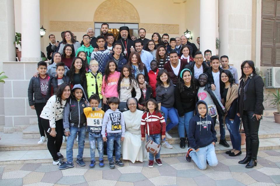 Niños y jóvenes egipcios contarán con una biblioteca para conocer la Sagrada Escritura