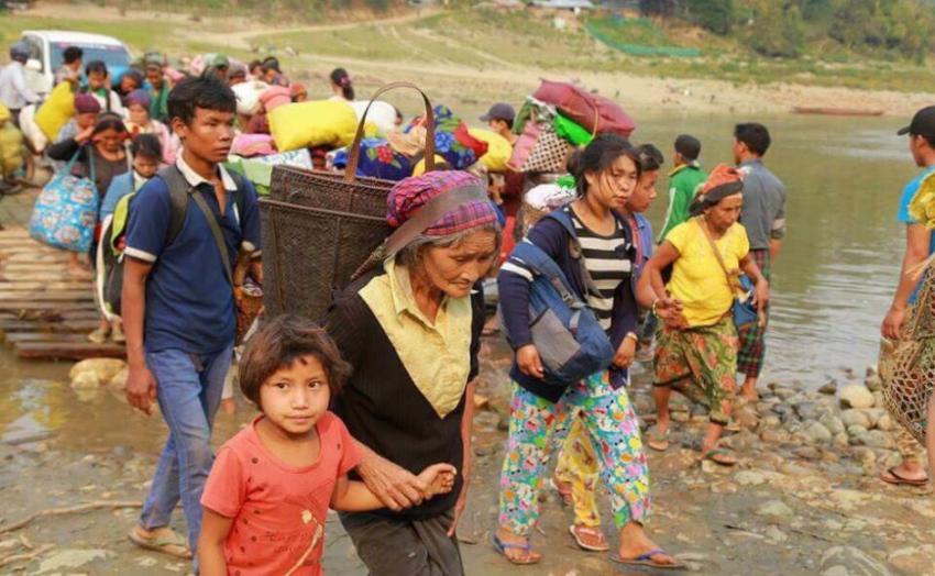 Los desafíos de los católicos en Myanmar