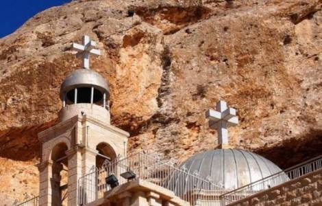 Reabren el monasterio de Santa Tecla en Maalula, Siria