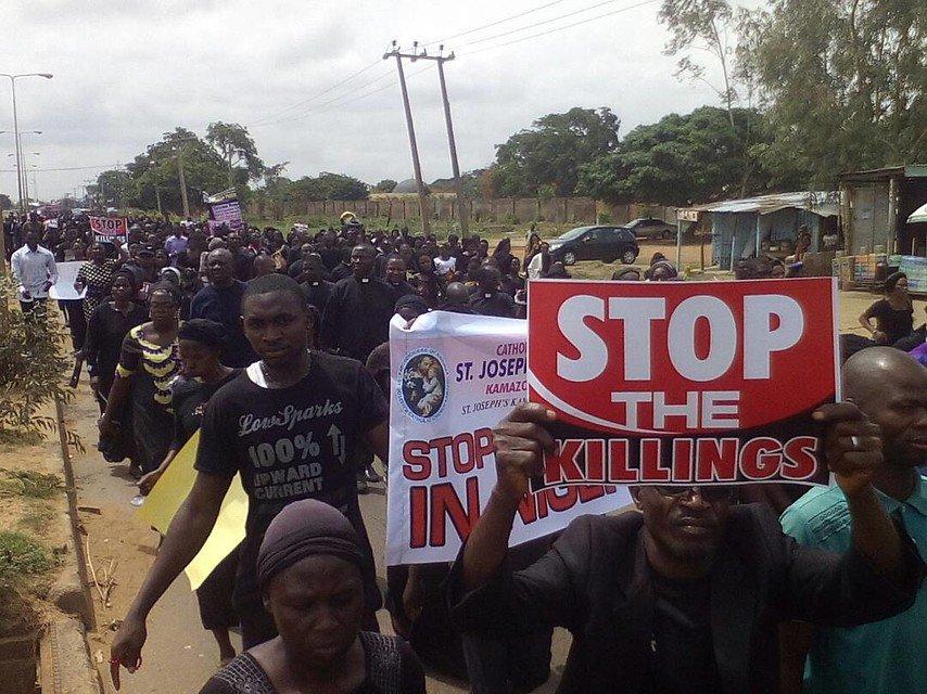 Van 4 sacerdotes asesinados en lo que va del 2018 en Nigeria