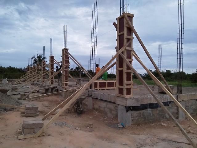 Ghana: Una capilla para una aldea