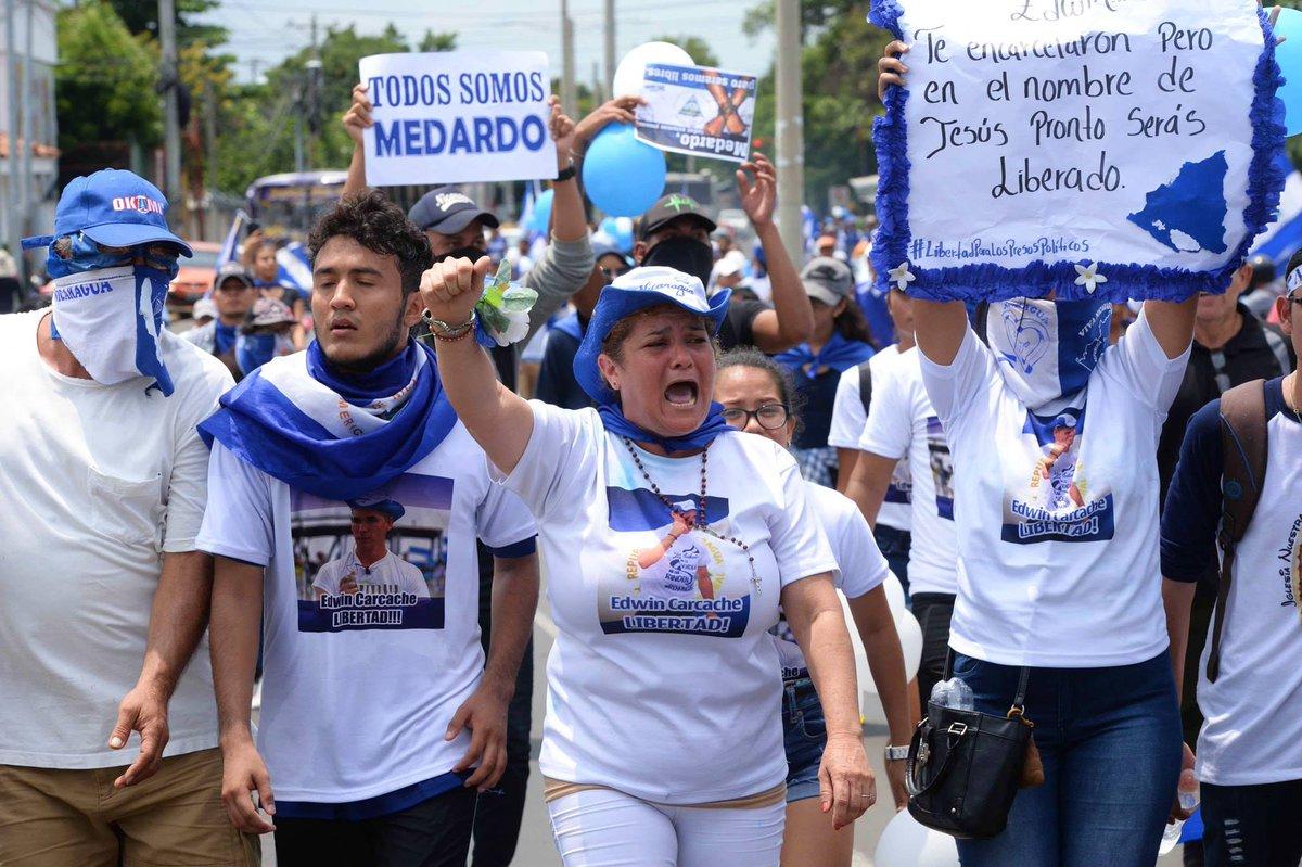 Agreden a sacerdote en Nicaragua