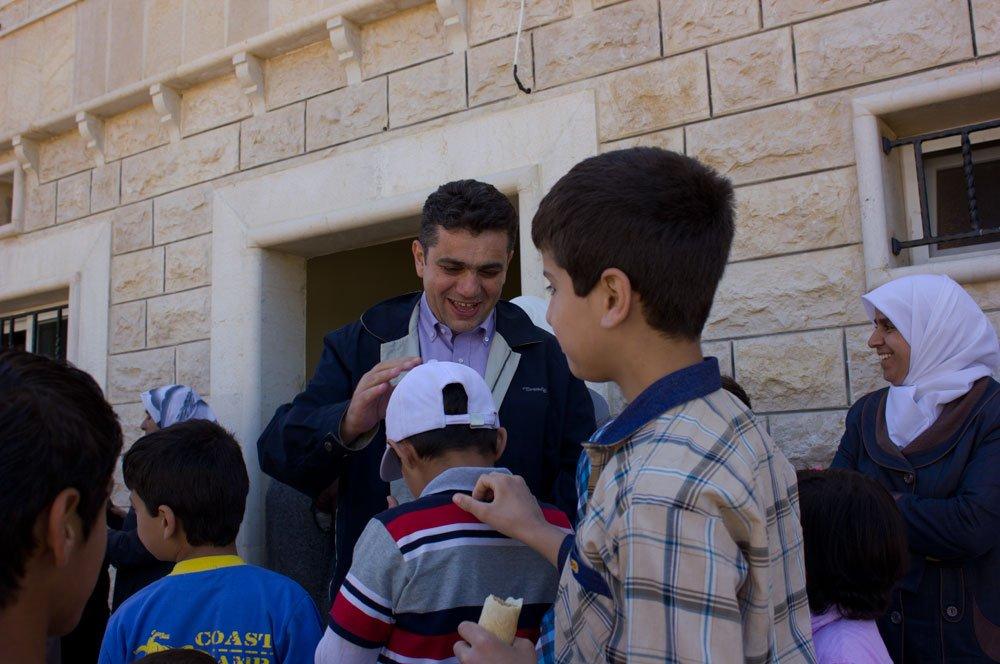 La esperanza de un sacerdote sirio