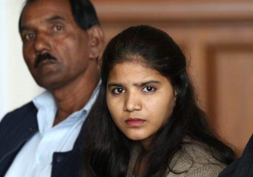 Asia Bibi, preocupada por la seguridad de sus hijas