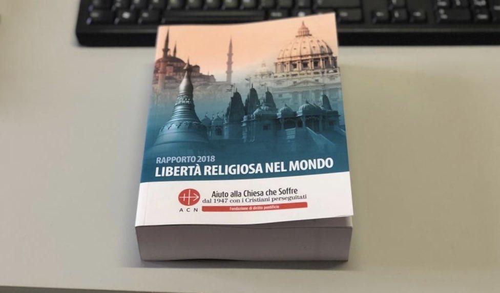 ACN presenta Informe de Libertad Religiosa en el Mundo 2018